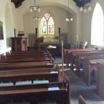 Small well loved Buttermere church.