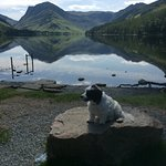 Buttermere round walk and walking the ridges....