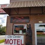 City Center Motel Foto