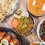 Veg and Non Veg (halal) Indian food at Mumbai Junction Indian Restaurant in Harrow
