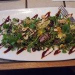 Ahi Salad. 5 stars