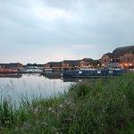 The Marina at Barton Under Needwood