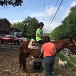 fun horseback riding