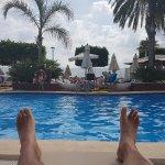 Not far too pool!