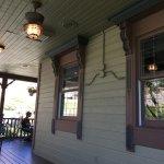 nice wide veranda
