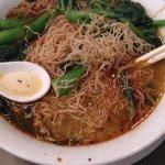 """My """" Veggies"""" Noodle Soup"""