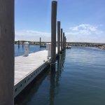 Dock at Menemsha beach