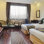 2 Bed Executive Room