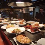What a sight of scrumptious dishes!