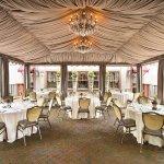 Tyrolean Terrace - Banquet Setup