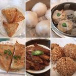 selection of dim sum at City View