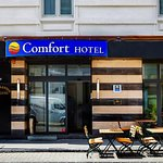 Comfort Hotel Frankfurt City Center Foto