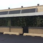 front of & patio dining area for Tuscano's Italian Restaurant & Lounge