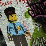 Lego Man with VB