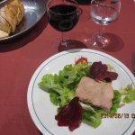 Foto de Le Montaigu Restaurant