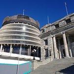 Photo de Les bâtiments du Parlement