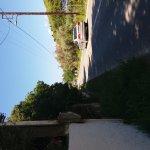 Path to the Troulos beach from Villa Elpiniki