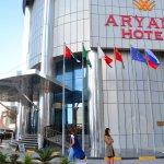 Foto di Aryana Hotel