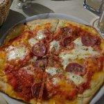 De pizza van mijn vriendin :)