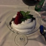 Hilton Dubrovnik - restaurant dessert