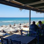 Avra Tropicana Beach Bar Foto