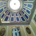 Atrium in entrance hall