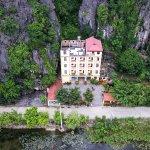 Photo de Anna Tham Hotel View