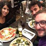 Pizza Salsiccia & friarielli, Pizza Don Roberto