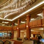 Superb entrance lobby