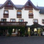 Zeer uitnodigend hotel, landelijk gelegen