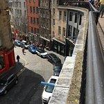 Patio view on Victoria Street