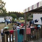 Photo de Camping Domaine du Lac de Miel
