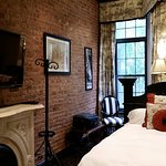 French Quarters hotel stay July 2017