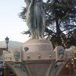 Fontana dei tre fiumi - Francavilla di Sicilia.