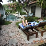Photo de Villa Kresna Boutique Villas
