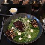 Restaurant de l'hôtel: délicieux Risotto