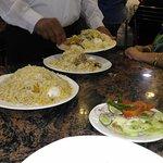 Yummy biriyani at Arsalan