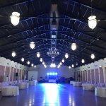 Massive Banquet hall