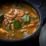Feijoada Vegetarian - A dish originated of Maranhao - Northeast of Brasil