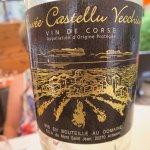 Un excellent vin recommandé par le patron avec un super rapport qualité/prix