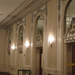 silver ball room