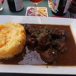 Carbonnades de joues de bœuf à la flamande (Beef cheeks stew in flemish style)