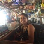 Morgan, the best bartender in southwest Florida!