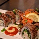 kobe roll sushi