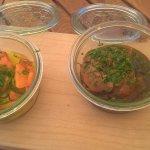 jarret de veau aux zestes d'agrumes