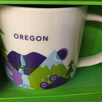 Starbucks Florence, Oregon Mug