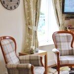 Seating in Wensleydale bedroom