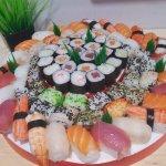 Bilde fra Sushi Art Day