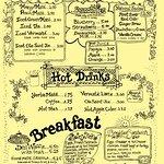 Drinks, Breakfast