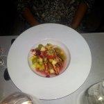 Salade de fruits frais, un régal